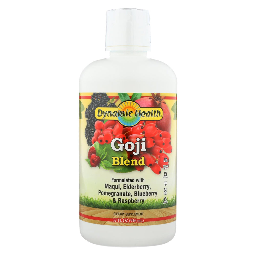 Dynamic Health Goji Berry Juice Blend - 32 Fl Oz