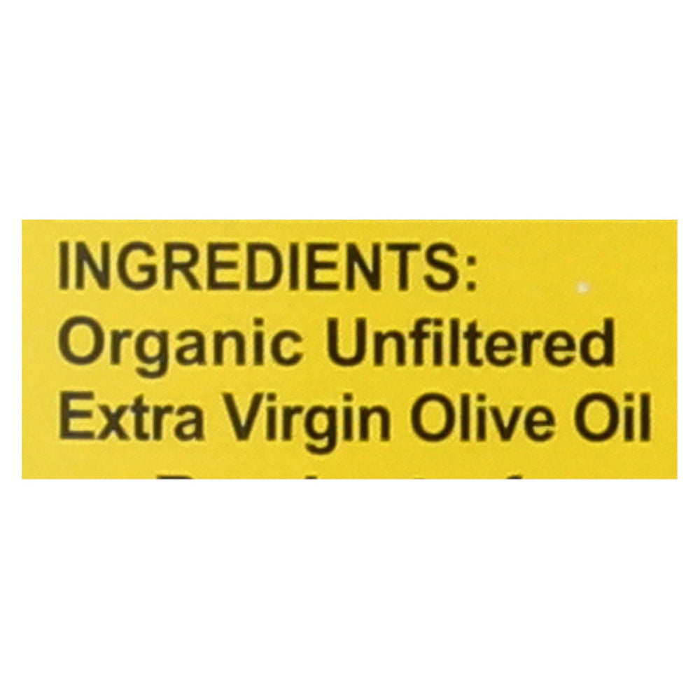 Bragg - Olive Oil - Organic - Extra Virgin - 16 Oz - 1 Each