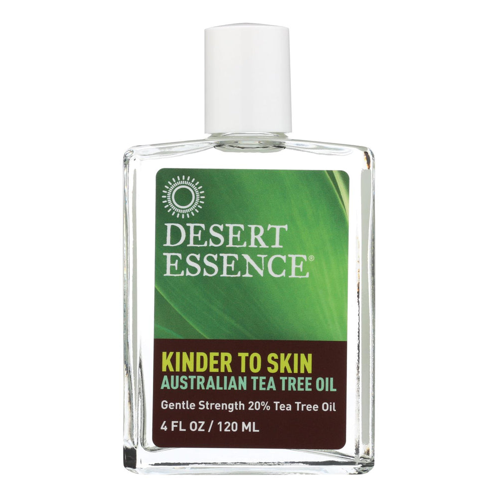Desert Essence - Kinder To Skin Australian Tea Tree Oil - 4 Fl Oz