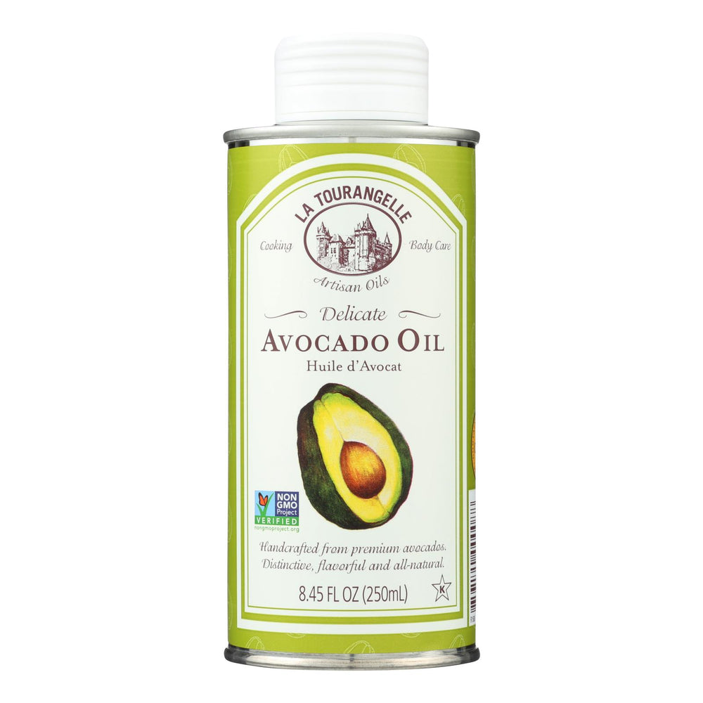 La Tourangelle Avocado Oil - Case Of 6 - 8.45 Fl Oz.
