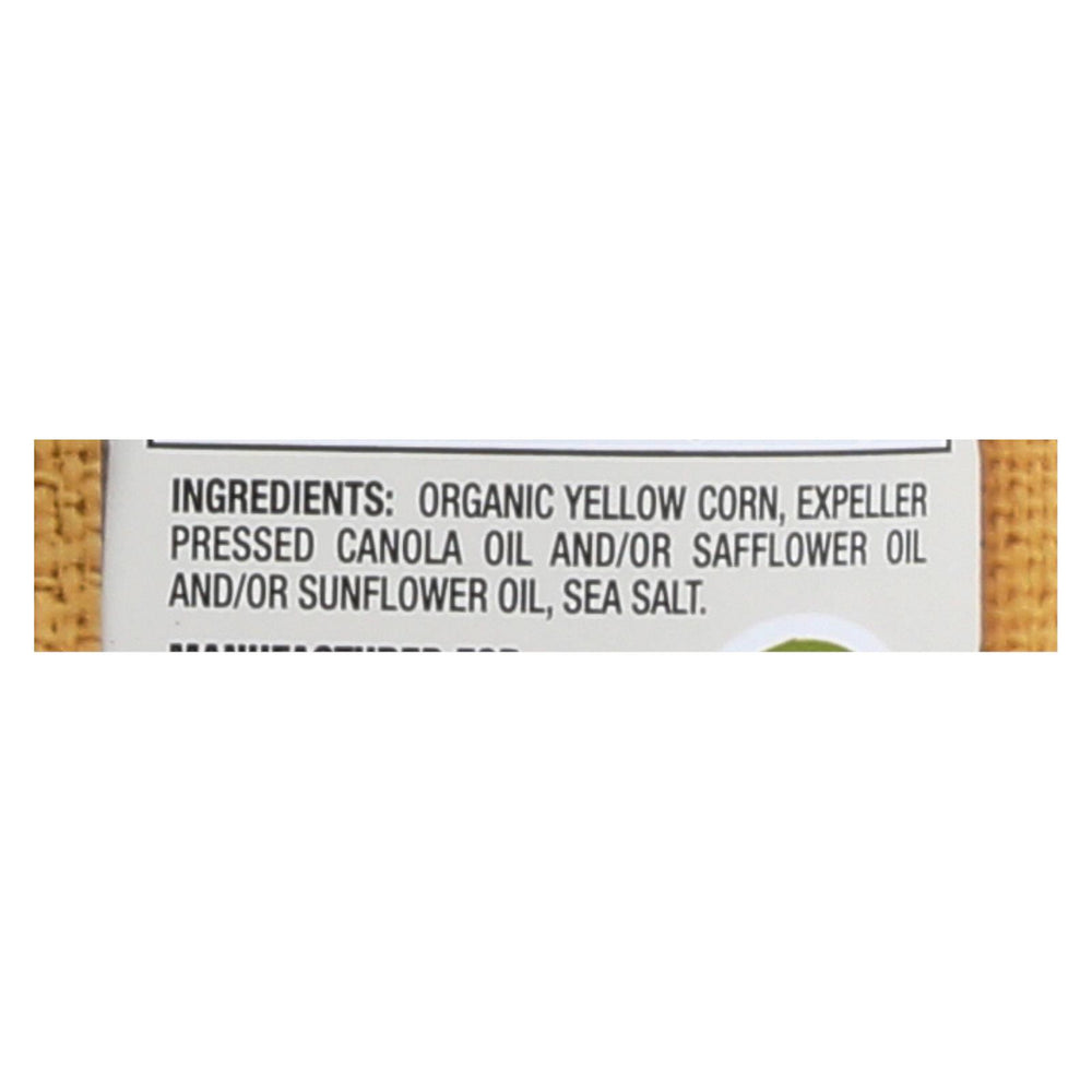 Garden Of Eatin' Yellow Corn Tortilla Chips - Tortilla Chips - Case Of 12 - 8.1 Oz.