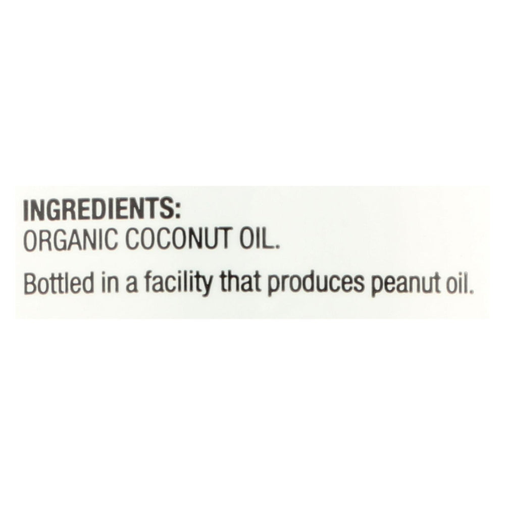 Spectrum Naturals Coconut Oil - Organic - Virgin - Unrefined - 29 Oz