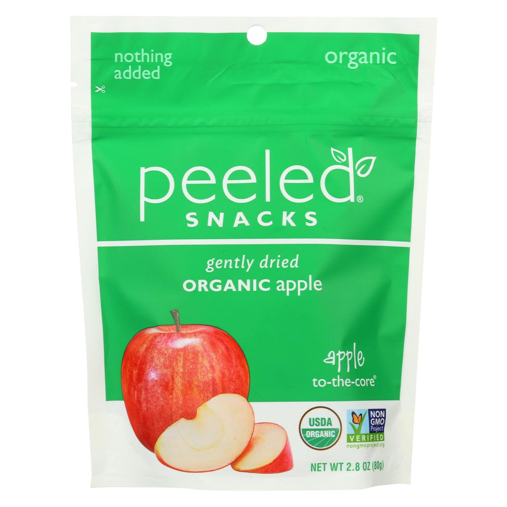 Peeled Dried Fruit - Apple 2 The Core - Case Of 12 - 2.8 Oz.