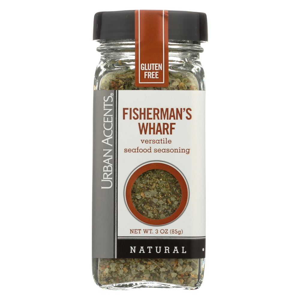 Urban Accents Spice - Fisherman's Wharf - Case Of 4 - 3 Oz