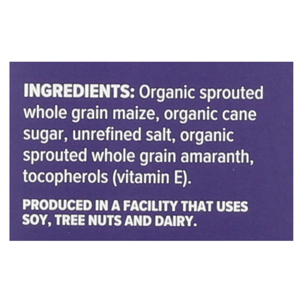 One Degree Organic Foods Ancient Maize Flakes - Veganic - Case Of 6 - 12 Oz.