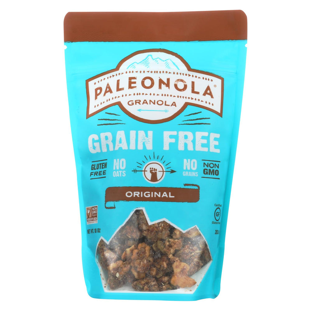 Paleonola Paleo Granola - Original - Case Of 6 - 10 Oz.