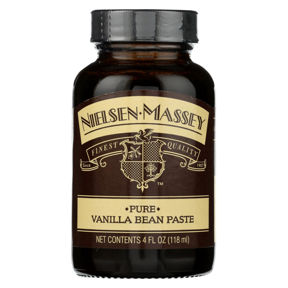 Nielsen - Massey Vanilla Bean Extract Pure Paste - Case Of 6 - 4 Fl Oz.