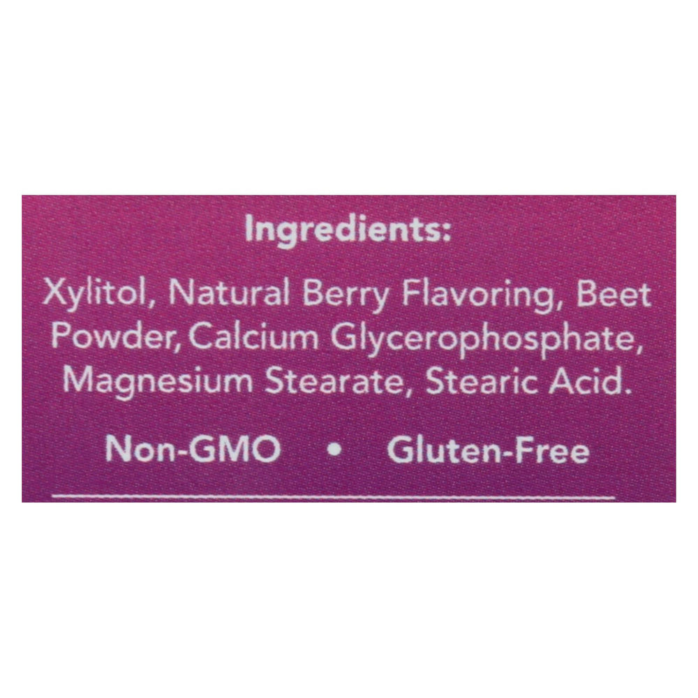 Spry Xylitol Gems - Berry - Case Of 6 - 40 Count