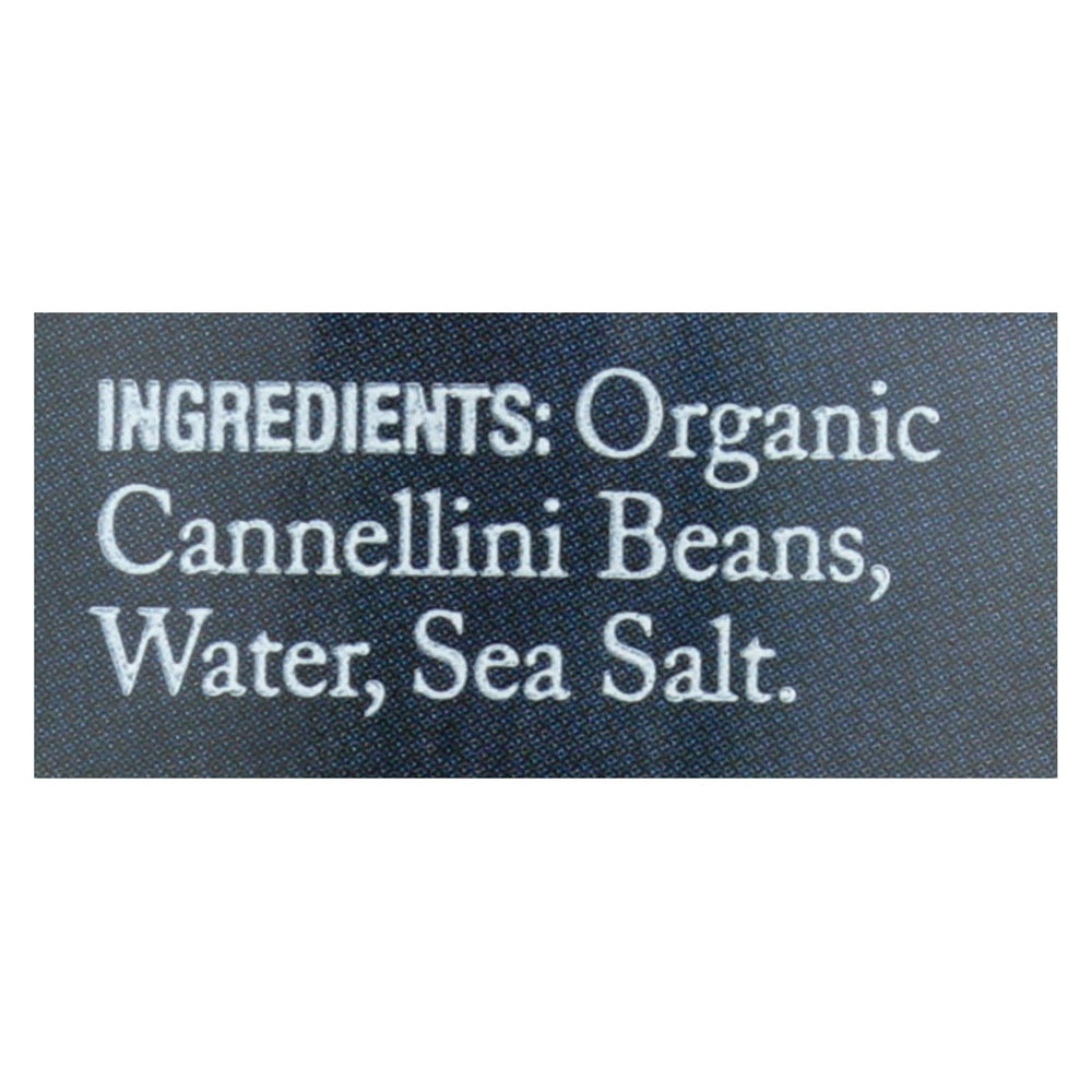 Jovial - 100 Percent Organic Cannellini Beans - Case Of 6 - 13 Oz.