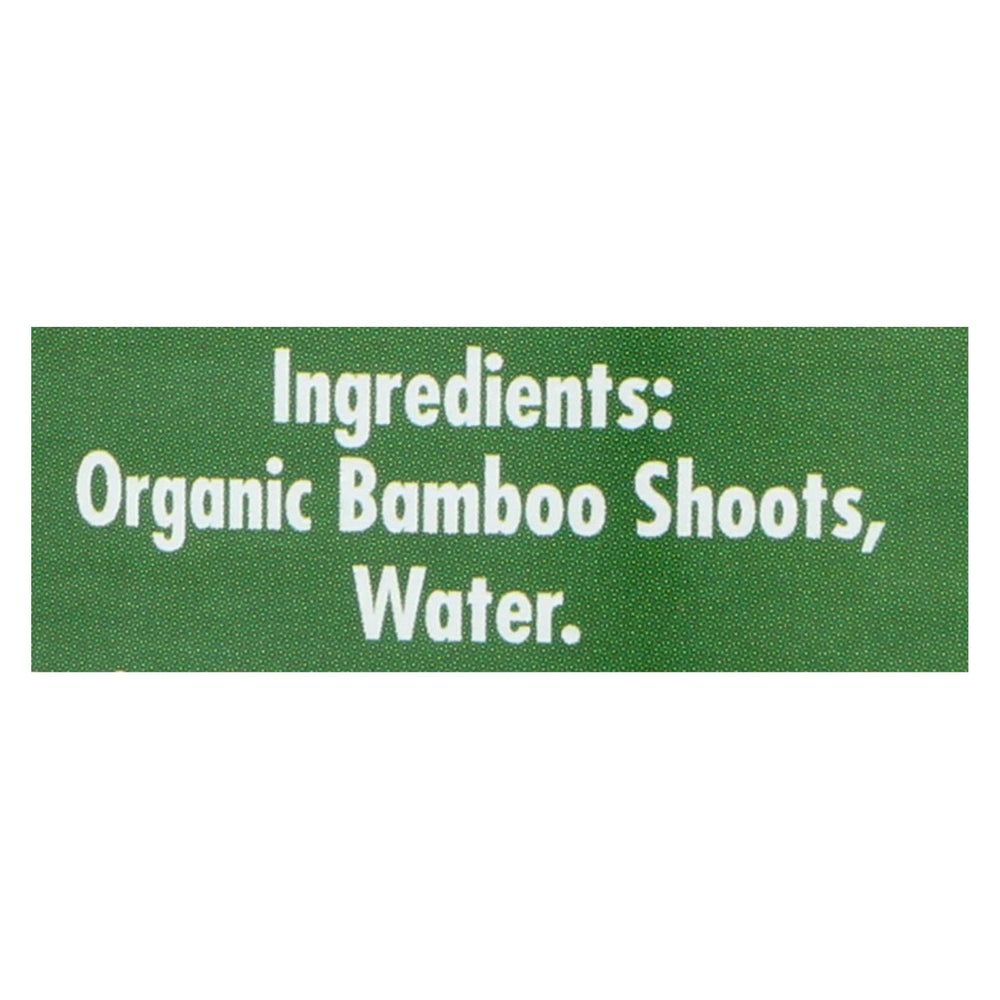 Native Forest Bamboo Shoots - Sliced - Case Of 6 - 14 Oz.