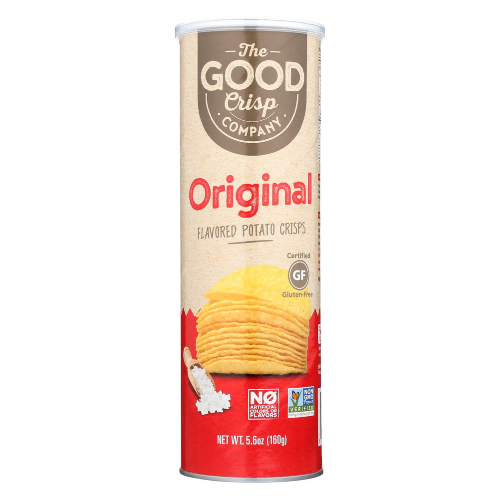 The Good Crisp - Original - Case Of 8 - 5.6 Oz.
