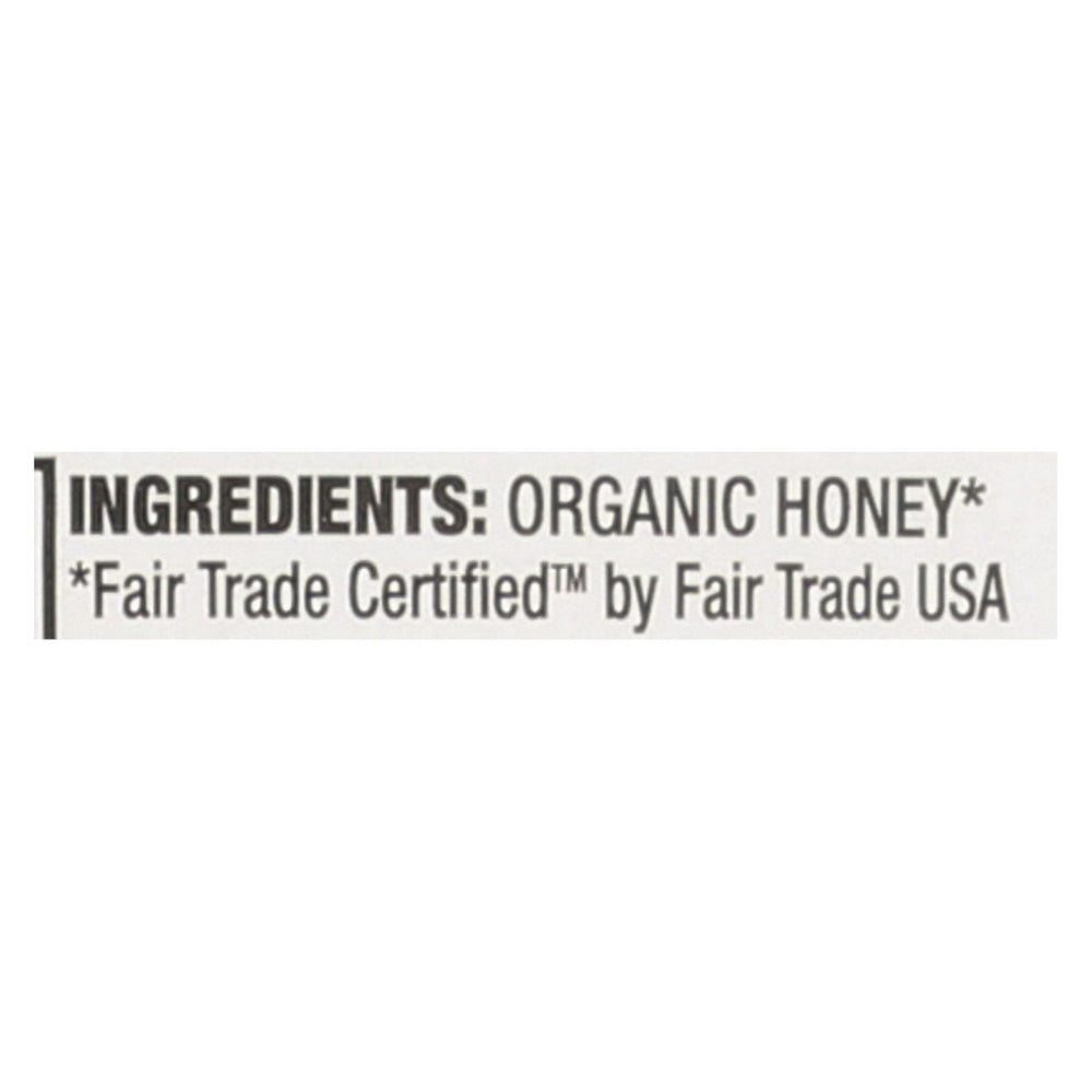 Wholesome Sweeteners Honey - Organic - White - Unfliltered - Squeeze - Case Of 6 - 16 Oz