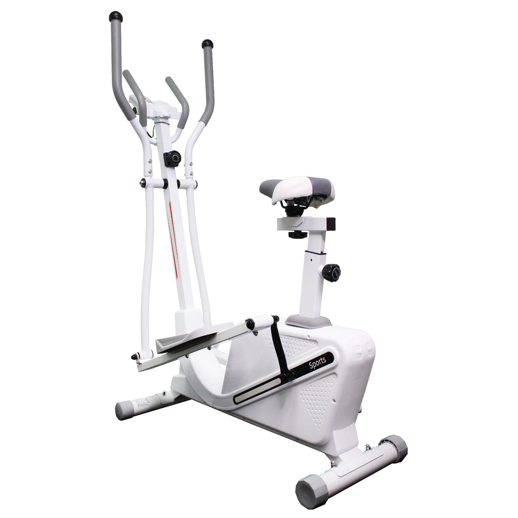 ELLIPTICAL BIKE - WHITE