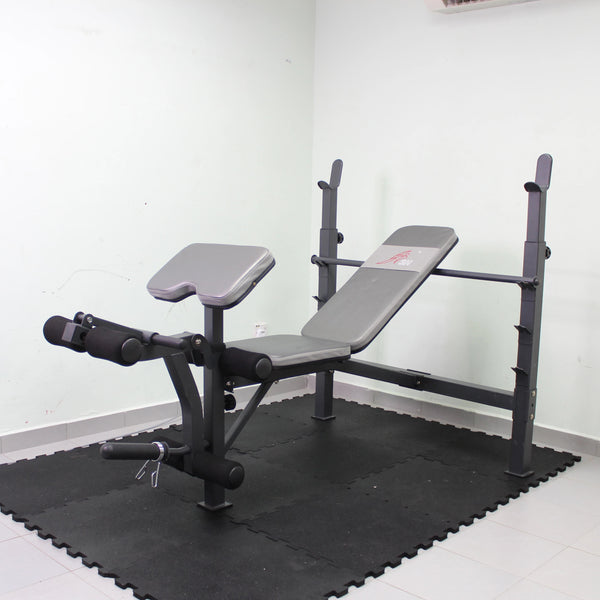 Barbell Bench Dragon 【Used Item】