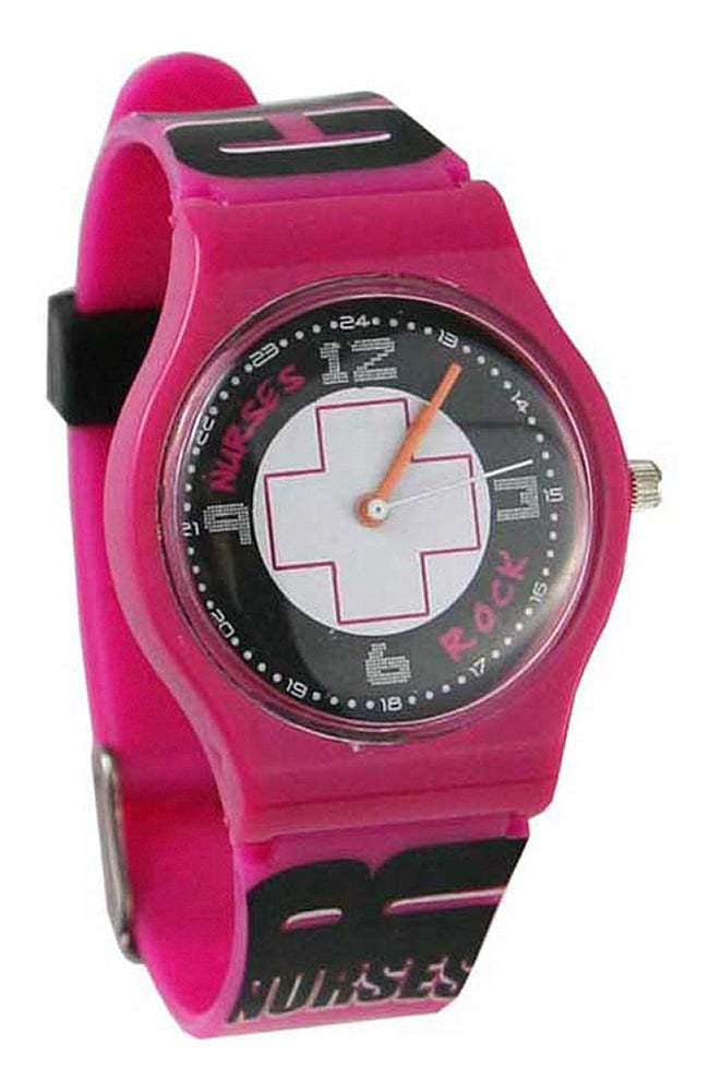 Nurses Rock Watch