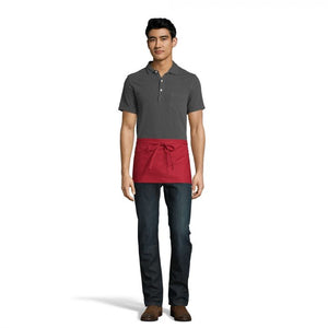 2 Section Pocket Waist Apron