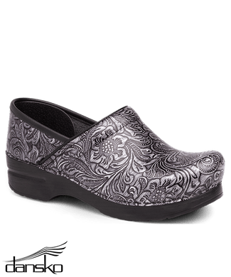 Professional Grey Tooled Patent