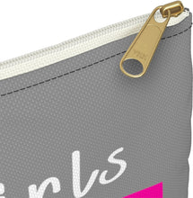 Load image into Gallery viewer, Pretty Girls HUSTLE pink -  Accessory Pouch