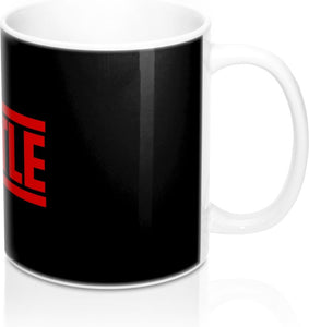 HUSTLE - Mug 11oz