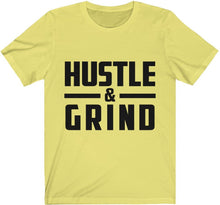 Load image into Gallery viewer, Hustle & Grind - Unisex Premium Tee