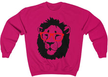 Load image into Gallery viewer, LION - Unisex Heavy Blend™ Crewneck Sweatshirt