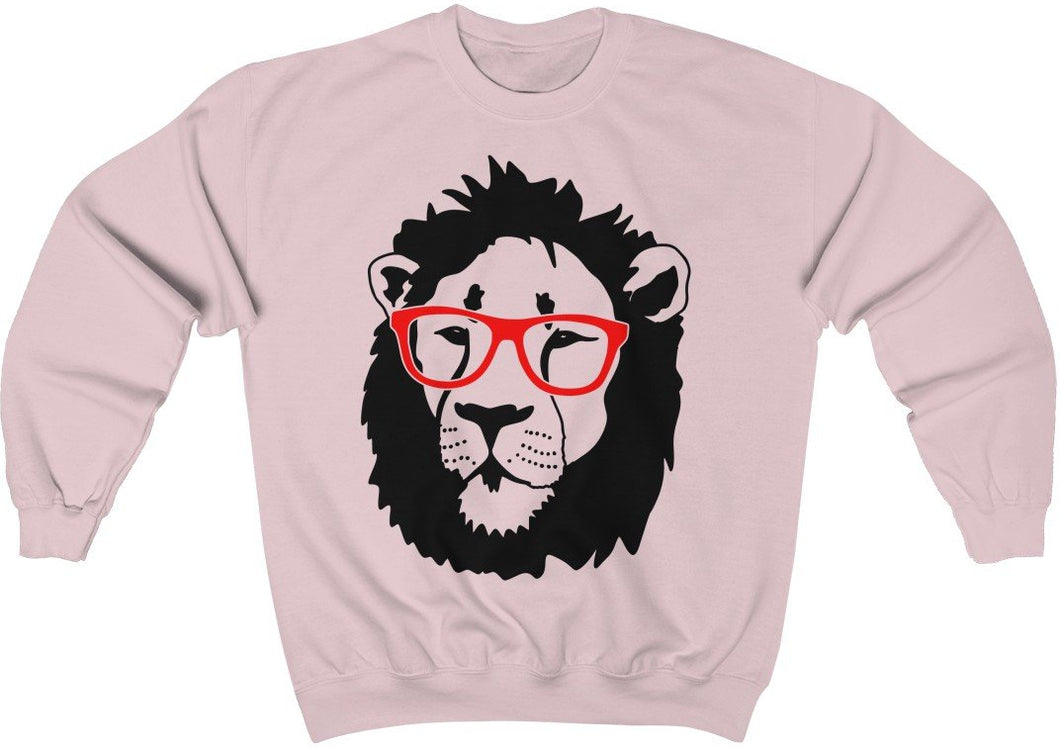 LION - Unisex Heavy Blend™ Crewneck Sweatshirt