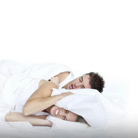 ANTI SNORING SLEEP AID DEVICE
