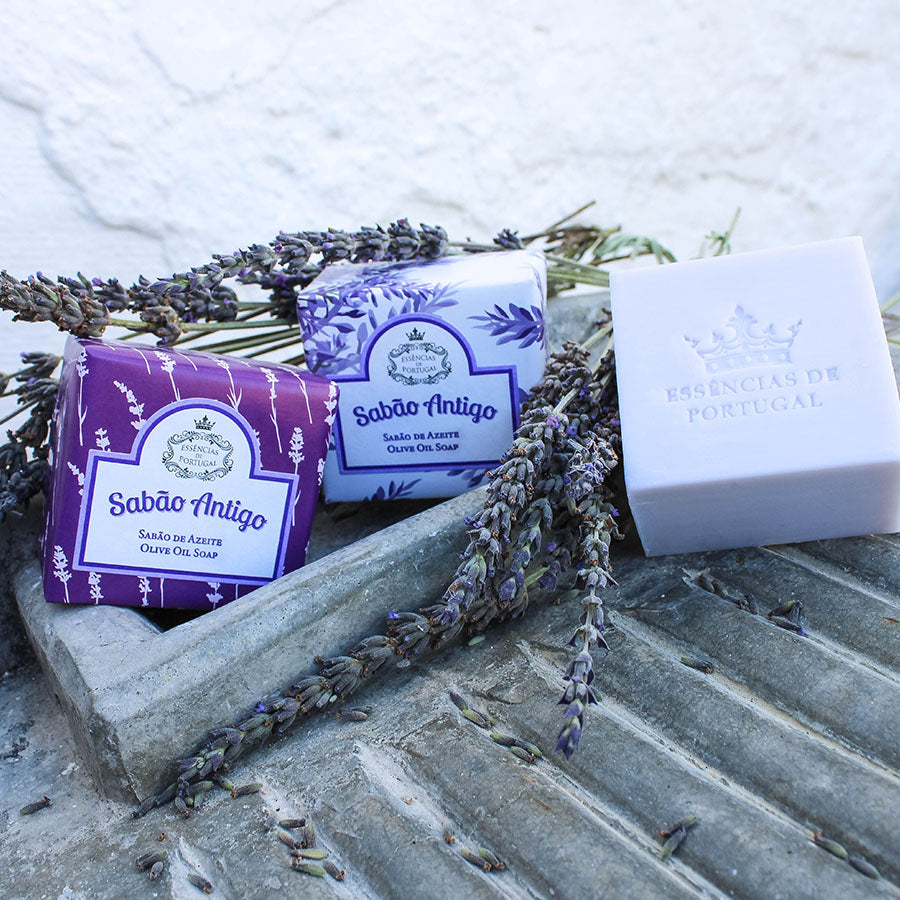 Traditional Soap 200g Lavender