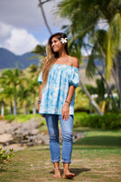 Will You Be Mine Women's Aloha Top