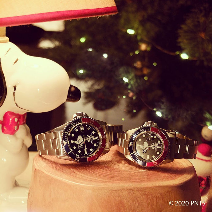 About Sailing Snoopy Watch