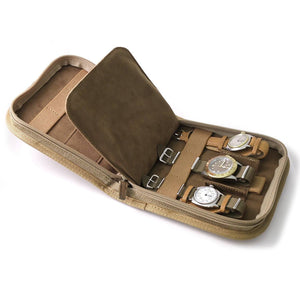 PORTER WATCH CASE FOR 6 WATCHES