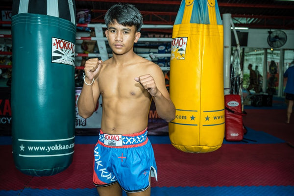 YOKKAO Acquires New Fighter From Buriram