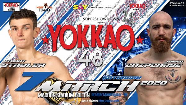 YOKKAO Agency Fighters Ready for YOKKAO 47-48