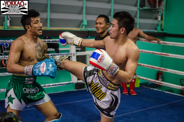 Pakorn cancels all his fights in Thailand in preparation to defend the YOKKAO World Title at YOKKAO 13!