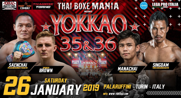 YOKKAO 35-36 Tickets Now Available On TicketOne!