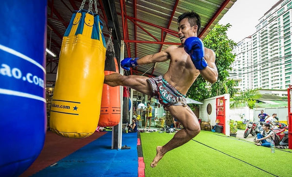 Guide to Heavy Bag Training for Muay Thai