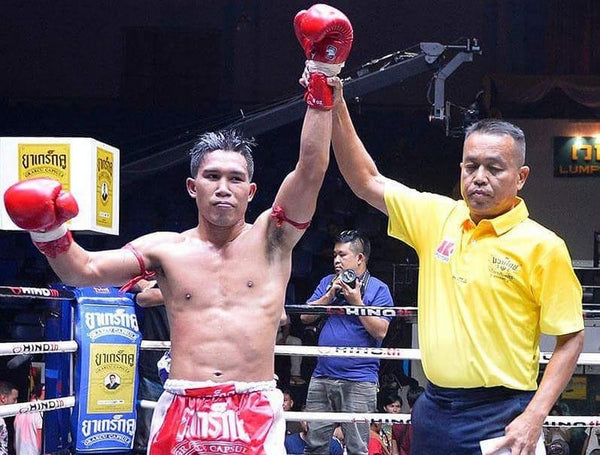 Yodchai Awarded Fight of the Month at Lumpinee Stadium
