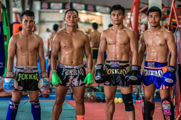 Qualities of A Good Muay Thai Gym