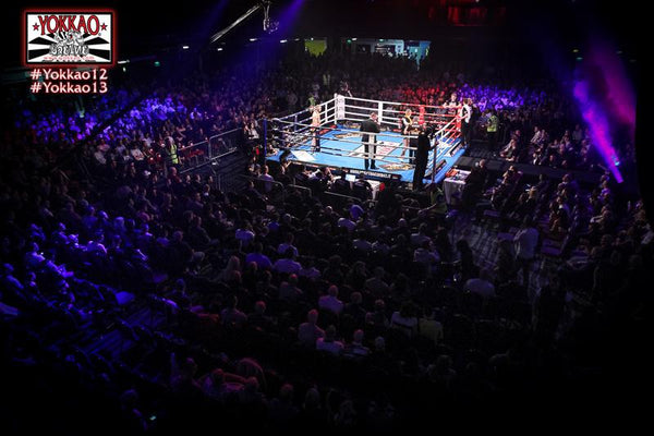 YOKKAO 12-13: Fighters Electrify Audience in Bolton!