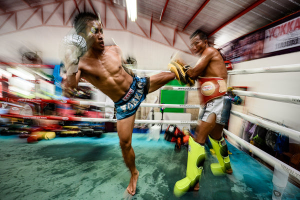 3 Exercises to Develop Explosive Muay Thai Kicking Power