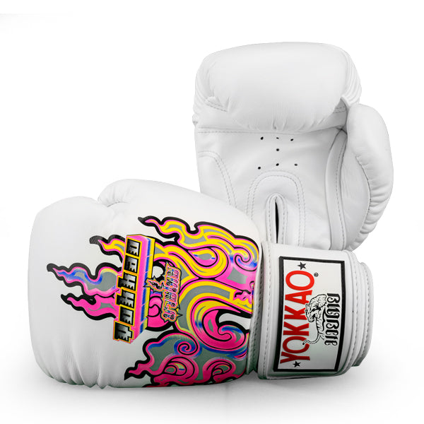 Bangkok Flames Boxing Gloves