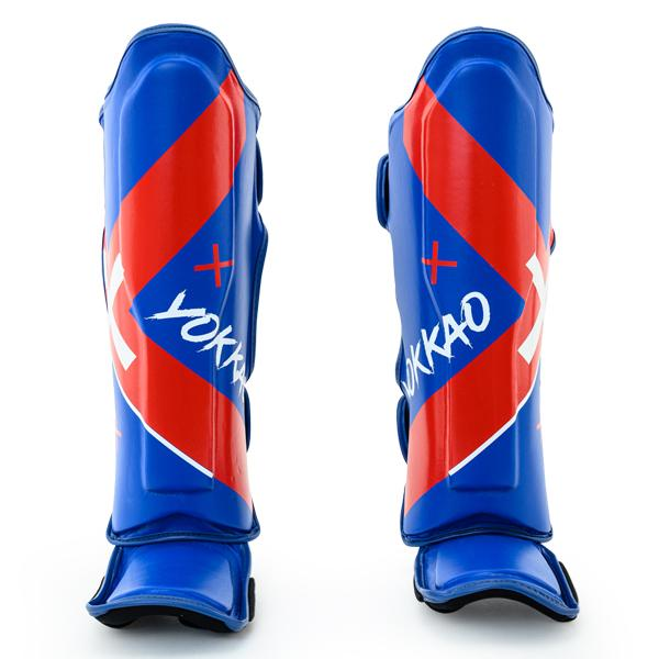 X-Blue Shin Guards