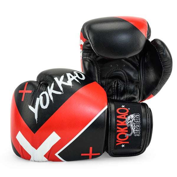 X-Black Muay Thai Boxing Gloves