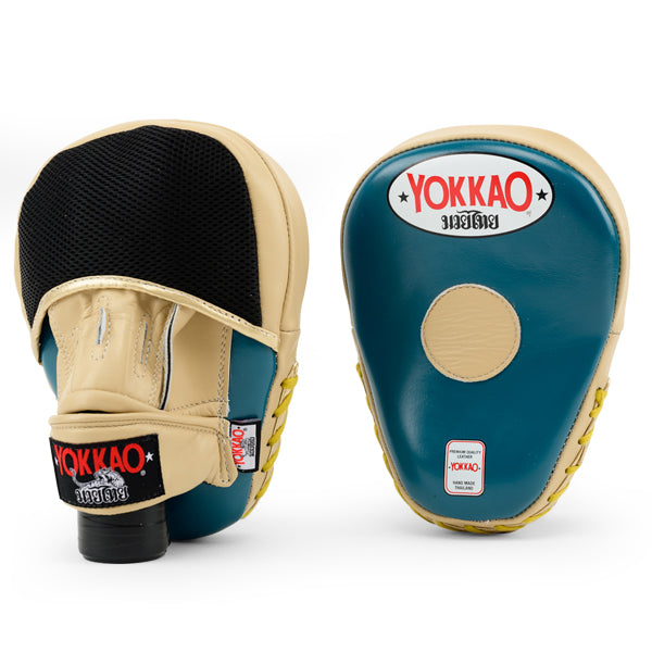 Focus Mitts Close-Finger Vintage Blue