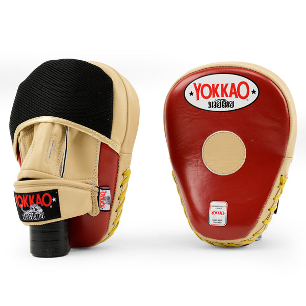 Focus Mitts Close-Finger Vintage Red