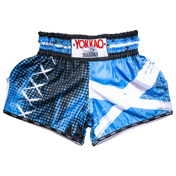 CarbonFit Scottish shorts