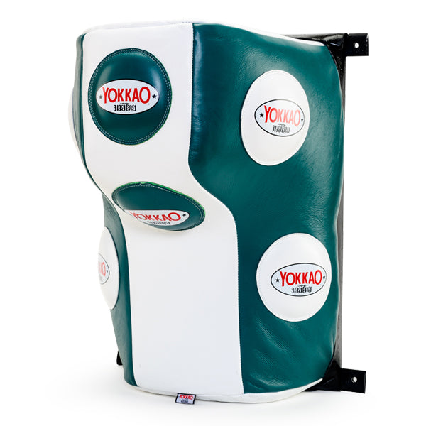 Wall Mounted Heavy Bag Petroleum/White