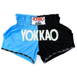 Double Impact Marina/Black CarbonFit Shorts