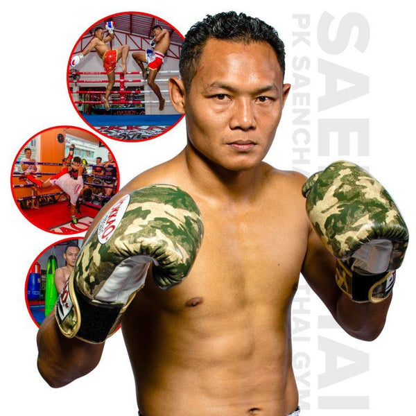 PRIVATE TRAINING WITH SAENCHAI