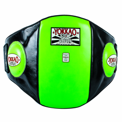 YOKKAO Belly Pad Green Neon/Black